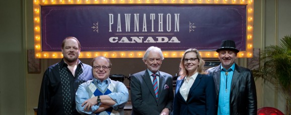 """""""Pawnathon Canada"""" Renewed by History Television for Extended Second Season"""